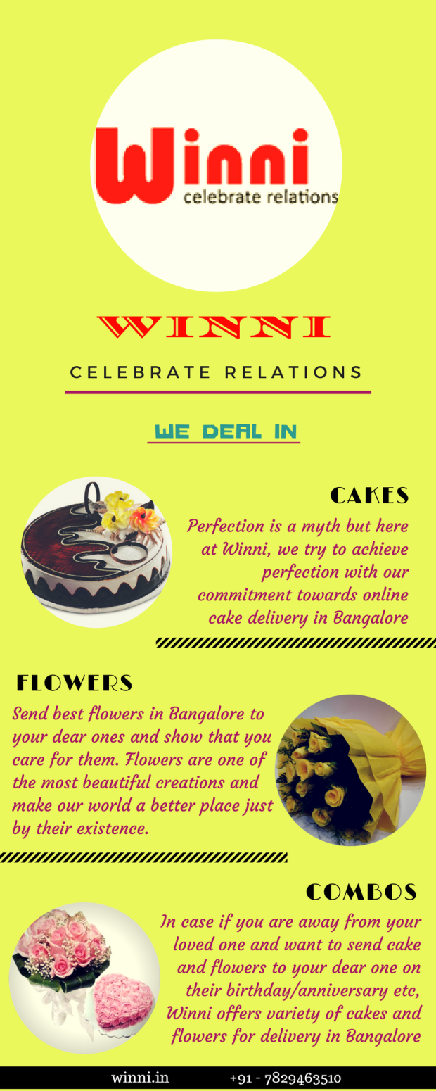 Celebrate The Spring With Cakes And Flowers Winni Cake Flowers
